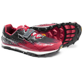 Altra King MT 1.5 Running Shoes Men red/black